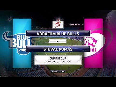 Currie Cup 2017 - Vodacom Blue Bulls vs Steval Pumas