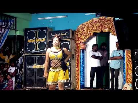 Latest Tamil nadu Village Adal Padal Nigalchi 2016 [ record dance Full HD -4