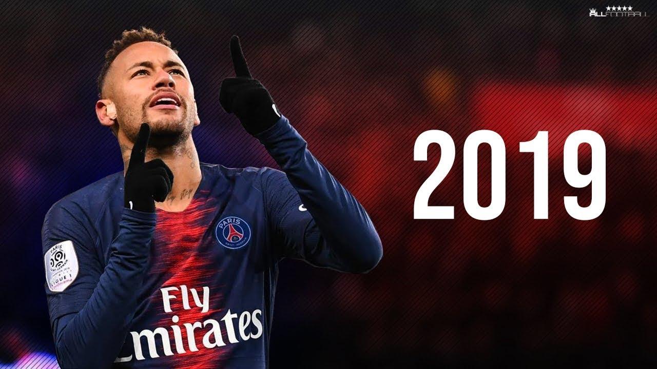 Neymar Jr 2019 - Neymagic Skills & Goals