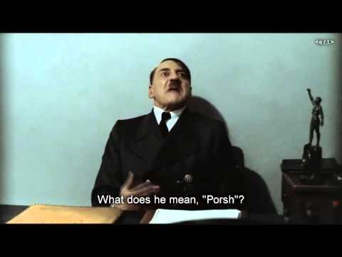 Hitler is informed about Mark Webber