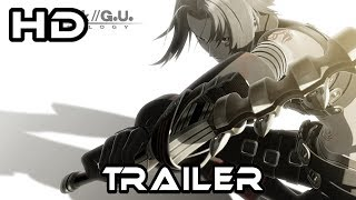 .Hack//G.U. Last Recode (Trilogy) I Announcement Game Trailer (English) I Action RPG I PS4, PC