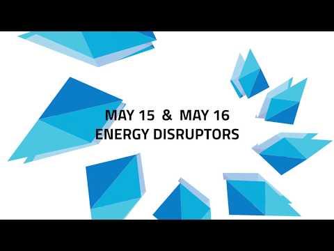 EnergyDisruptors.com - Calgary on May 15th & 16th, 2018