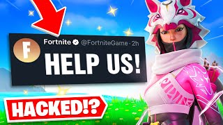 *NEW* Fortnite's in TROUBLE...! (HELP)
