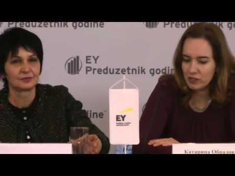 Podrška preduzetništvu kroz četvrti izbor za EY Preduzetnika godine