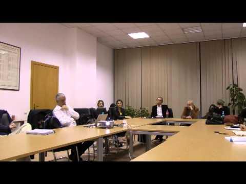 Johannes Brandl - The Expressivist Nature of Immediate Self-Knowledge (part 2)