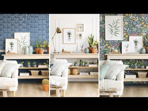 DIY: paredes deco