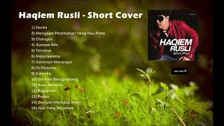 Koleksi Album - Haqiem Rusli (Short Cover Album)