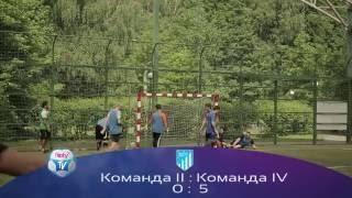 Чемпионат по футболу среди пап FootyBall. II Тур. Футибол