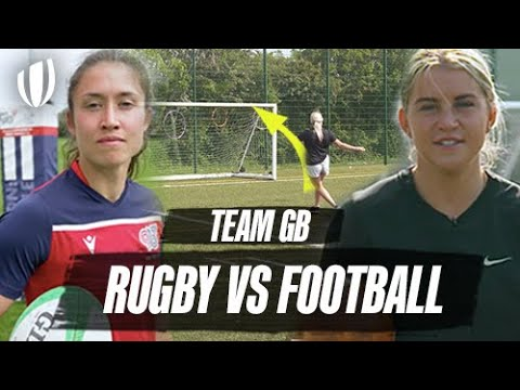 Who has the Most Accurate PASS?! | Ultimate Rugby Challenges!