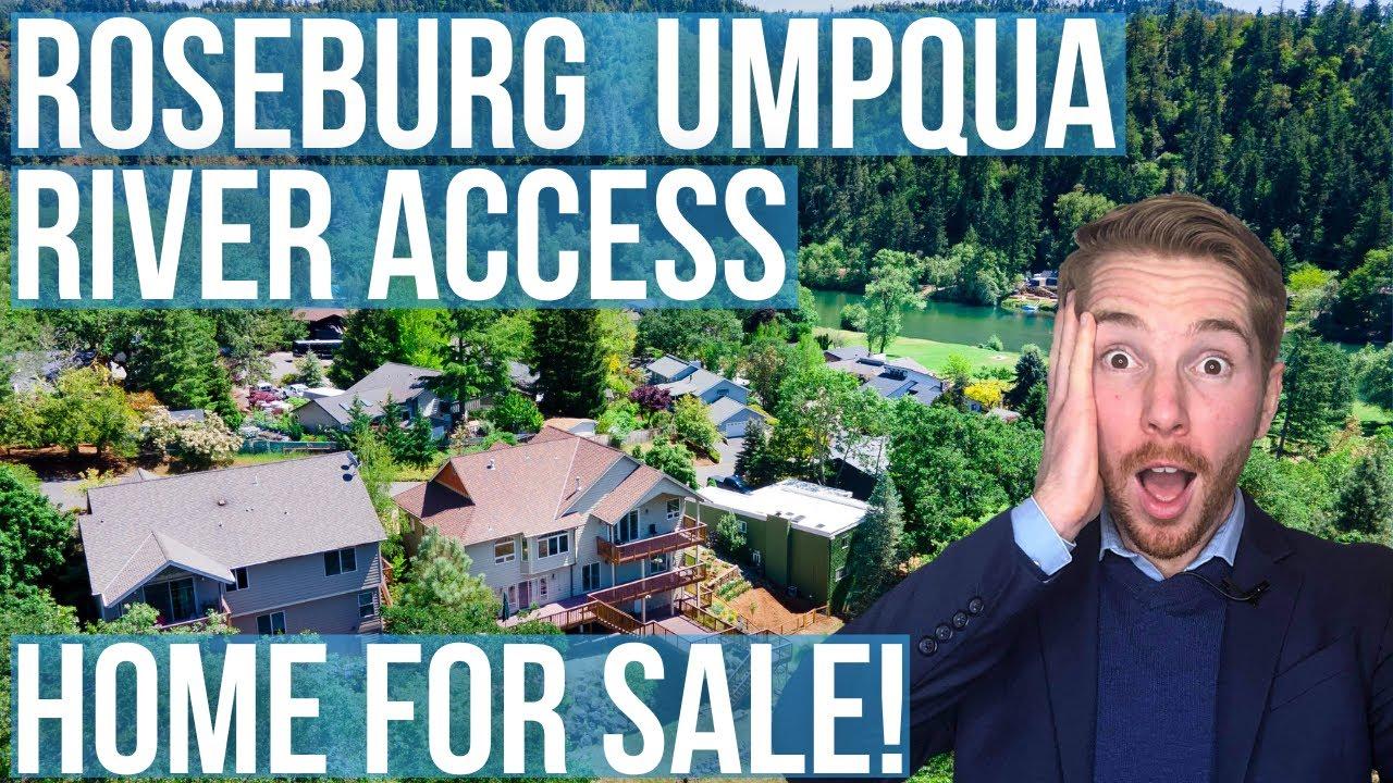 🏡 362 North River Drive, Roseburg Oregon | Roseburg Oregon Homes For Sale