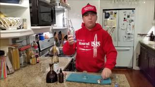 Feel The Bern Shot, How-To (drink recipe)