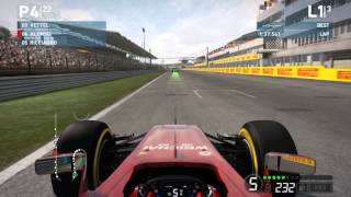 F1 2014 - gameplay max settings gtx 770 1680x1050
