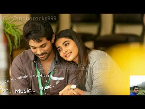 Samajavaragamana Lyrics With English Translation Ala Vaikunthapuramuloallu Arjunpooja Hegde