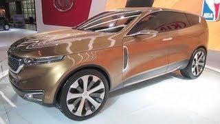 Kia Cross GT Concept 2013 Videos