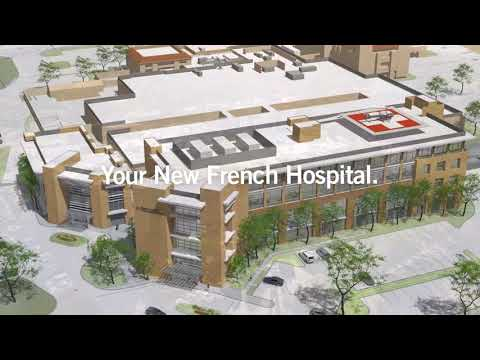 The New French Hospital