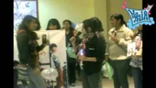 HACIA ASIA (06 11 11) Entrevista al Club de Fans de INFINITE: INSPIRIT (PERÚ)