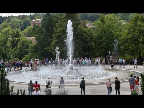 Zpívající fontána Mariánské Lázně - Jiří Malásek: ROMANTICKÝ KLAVÍR – Exodus, Balada pro Adélku