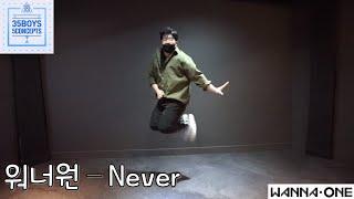 워너원 - NEVER (k-pop)(cover)