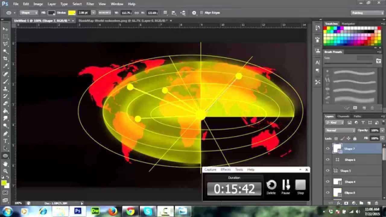 sample graphic
