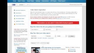 VideoSwiper With WordPress Video Tube