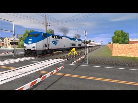 Trainz A New Era: Railfanning The ShortLine Railroad With NS Veterans Unit! |