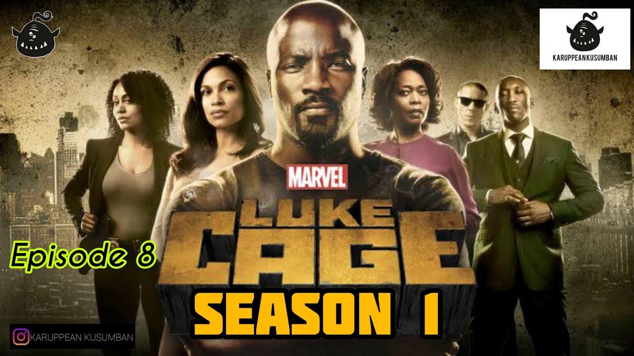 Download #lukecage #marvels LukeCage Origin S1 episode 8 in tamil marvel series KARUPPEAN KUSUMBAN தமிழ்