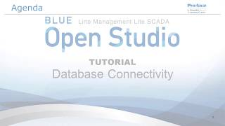 Video: BLUE Open Studio Tutorial #26: Database Connectivity