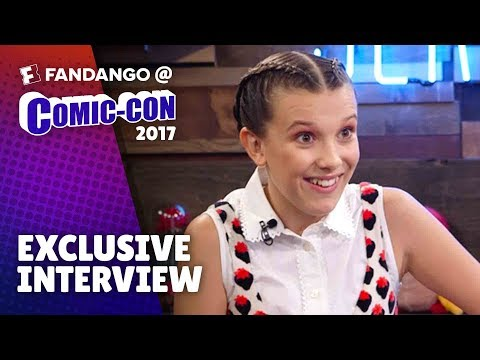 1980s Trivia with Cast of 'Stranger Things'  | Comic-Con 2017