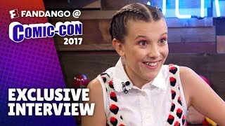 Download 1980s Trivia with Cast of 'Stranger Things'  | Comic-Con 2017 Mp3 and Videos