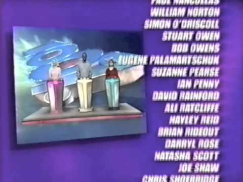 100%: Reg Grundy Productions: 2001