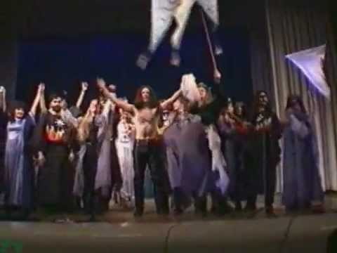 Песня _Баллада Галадриэли (Москва, ДК МИИТ, 2014) - Рок-опера