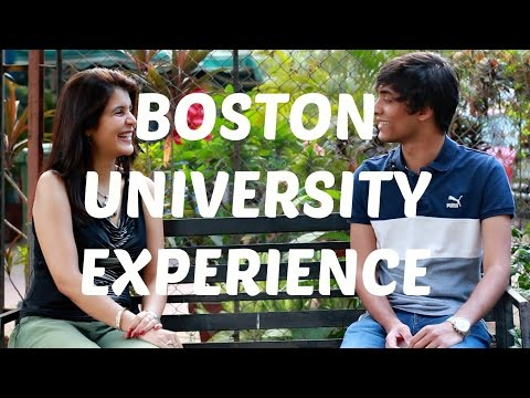 College Experience - Studying International Relations at Boston University #ChetChat
