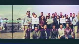 Превосходное поздравление на День Свадьбы Астана. Excellent congratulations on wedding day Astana .