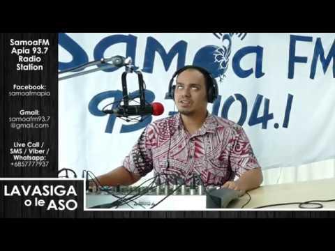 SamoaFM Apia - Lavasiga o le Aso 04 Friday