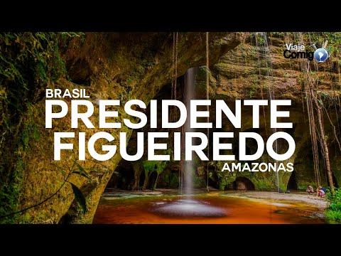 PRESIDENTE FIGUEIREDO - BRASIL   VIAJE COMIGO 99   FAMÍLIA GOLDSCHMIDT