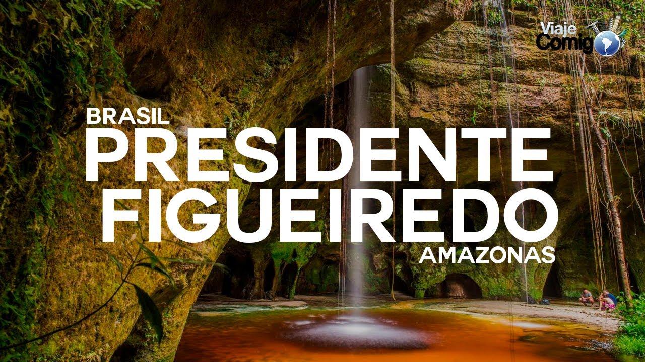 PRESIDENTE FIGUEIREDO - BRASIL | VIAJE COMIGO 99 | FAMÍLIA GOLDSCHMIDT
