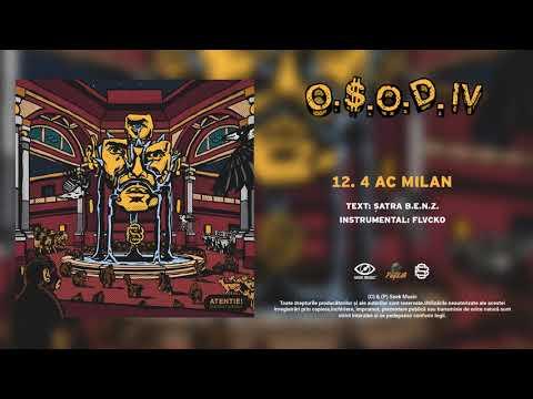 Satra B.E.N.Z. - 4 AC MILAN (Audio)
