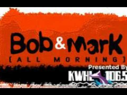 Martha Stewart makes Ikmik (Bob and Mark Show)