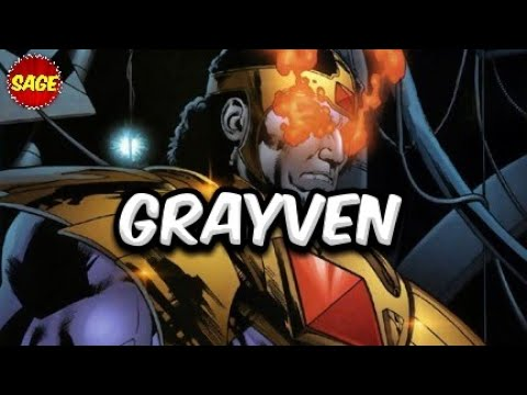 Who is DC Comics Grayven? Son of Darkseid