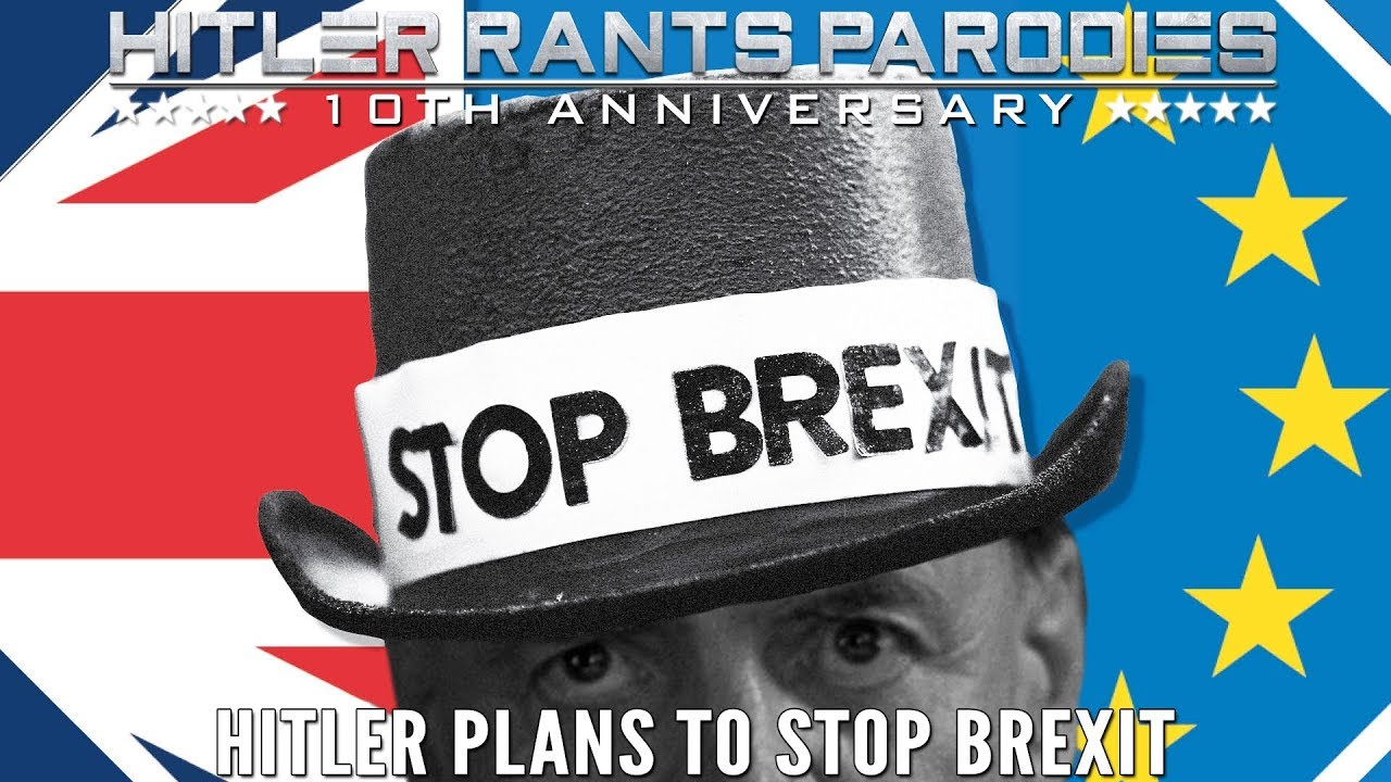 Hitler plans to stop Brexit