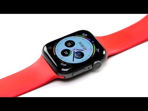 Распаковка Apple Watch Series 4 - а что ЭКГ?