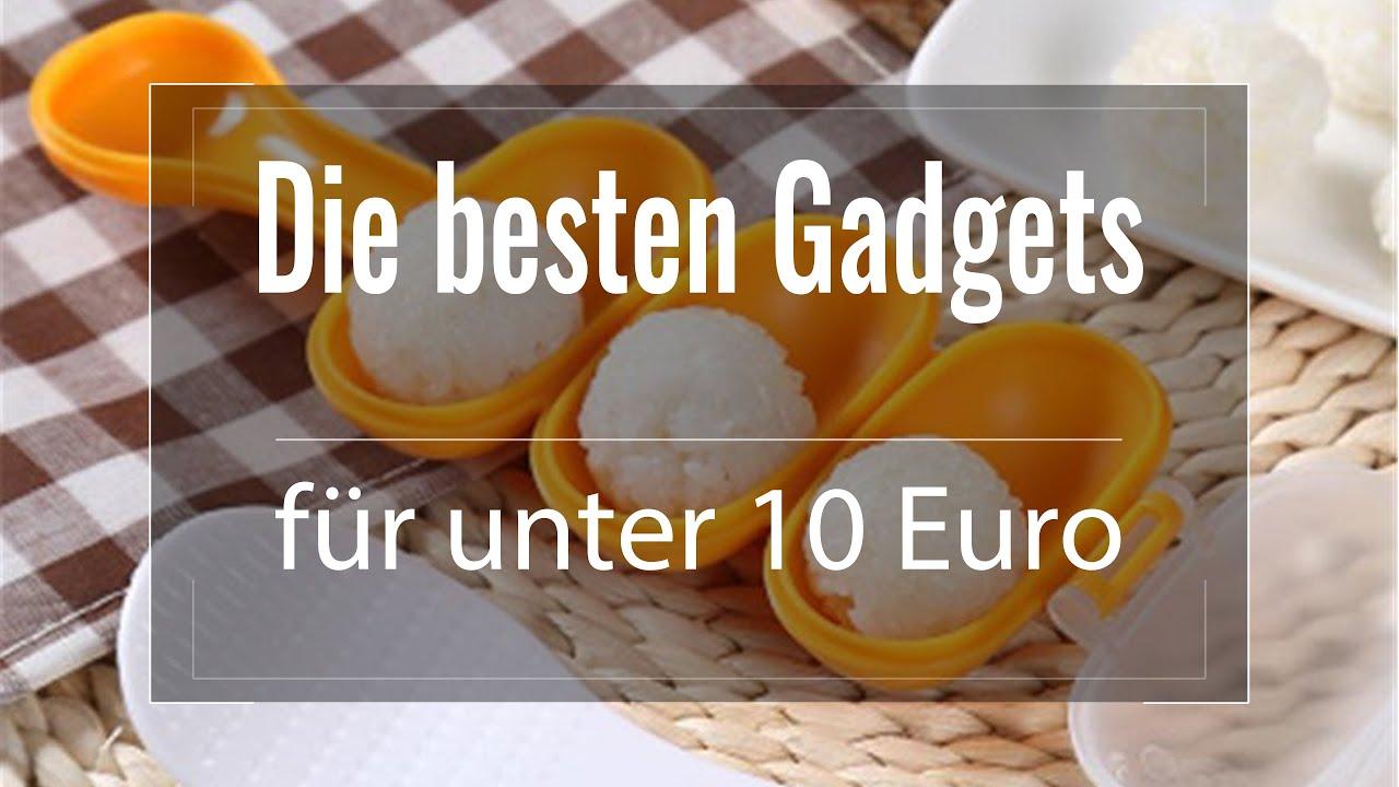 Die besten Gadgets für unter 10 Euro