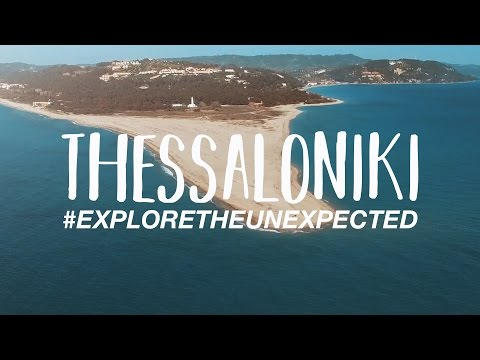 THESSALONIKI AFTERMOVIE  #exploretheunexpected