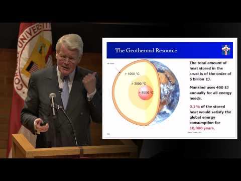 Ólafur Ragnar Grímsson - Iceland's Clean Energy Economy: Sustainability and Good Business