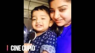 Vani Rani Sun TV Serial Actress VJ Mahalakshmi Family Photos | Tamil Cinema News | Kollywood News