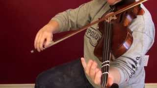 """""""The Happy Farmer"""" from Suzuki Book 1, slow, violin only"""
