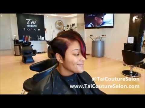 HOW TO COLOR HAIR | PIXIE CUT | HAIRCUT | SHORT HAIR | MAKEOVER