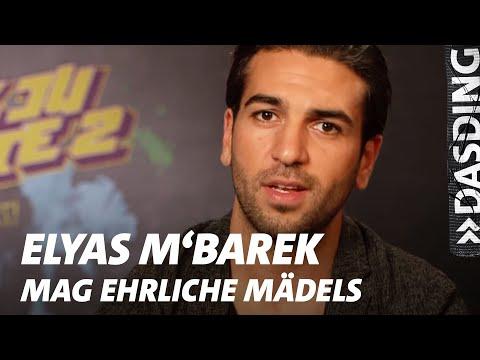 Elyas M`Barek steht auf ehrliche Mädels!  DASDING