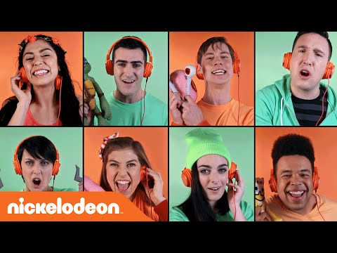 SpongeBob SquarePants/Teenage Mutant Ninja Turtles Acapella Theme Song Mashup | Nick