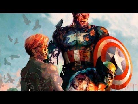 ОМНОМ-НОМ про Marvel Zombie [by Кисимяка]